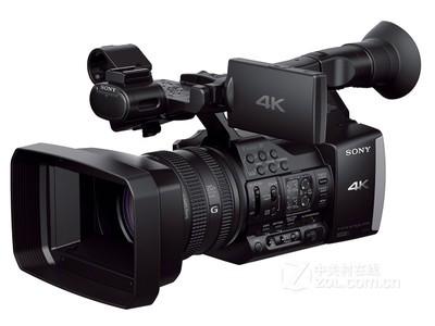 索尼(SONY)FDR-AX1E 4K高清数码摄像机 20倍光学变焦 G系列镜头 XAVC S录制格式 内置ND滤镜