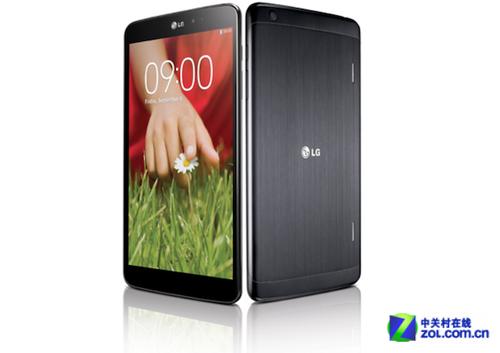 IFA新品第一弹 8.3英寸LG G Pad正式发布