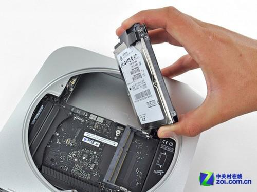 苹果Mac mini提速 该如何加装固态硬盘?