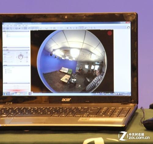 十项技术升级 高速球成监控市场新宠儿