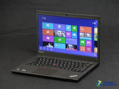新款商用型超极本 ThinkPad T431s图赏