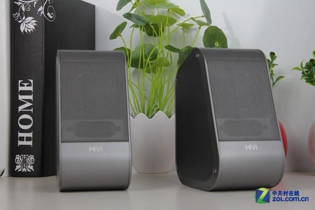 全频单元的魅力! HiVi惠威LX2音箱图赏