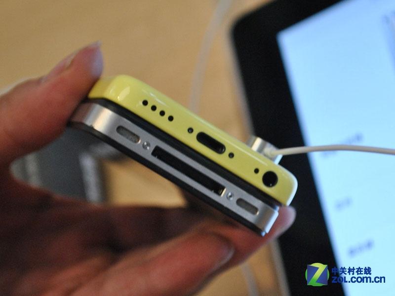 是该换两个了iPhone4s/5s/5c分身图赏_苹果i型号哪个手机手机有小米闲鱼对比图片
