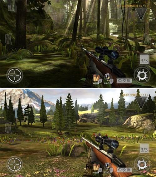 9.22安卓游戏推荐:好玩的狩猎射击游戏