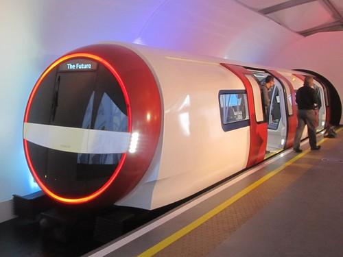 高效LED照明 西门子推出新型地铁车辆