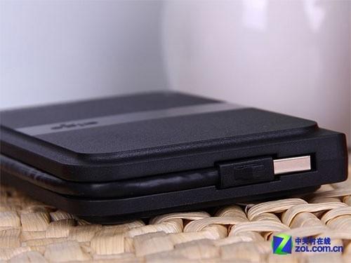 一盘多用 爱国者HD816无线移动硬盘促销