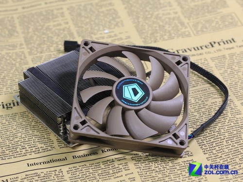 ITX绝配 ID-COOLING IS-VC45散热器评测