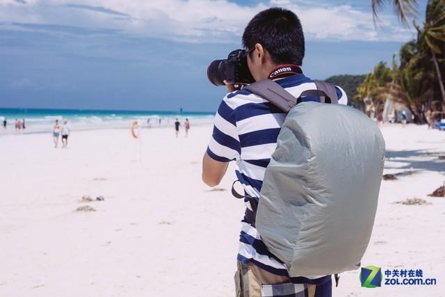 台风也不怕 乐摄宝Backpack 350 AW图赏