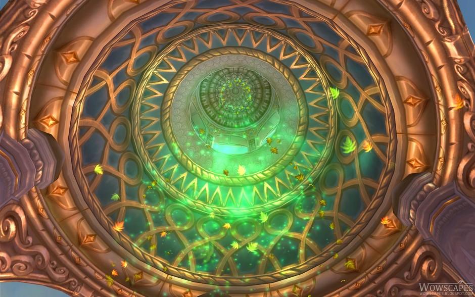 魔兽世界精美壁纸 艾泽拉斯最美风景