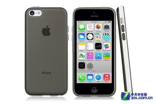 古古美美iPhone 5c动感系列保护壳-双材质保护 GGMM iPhone5c保护