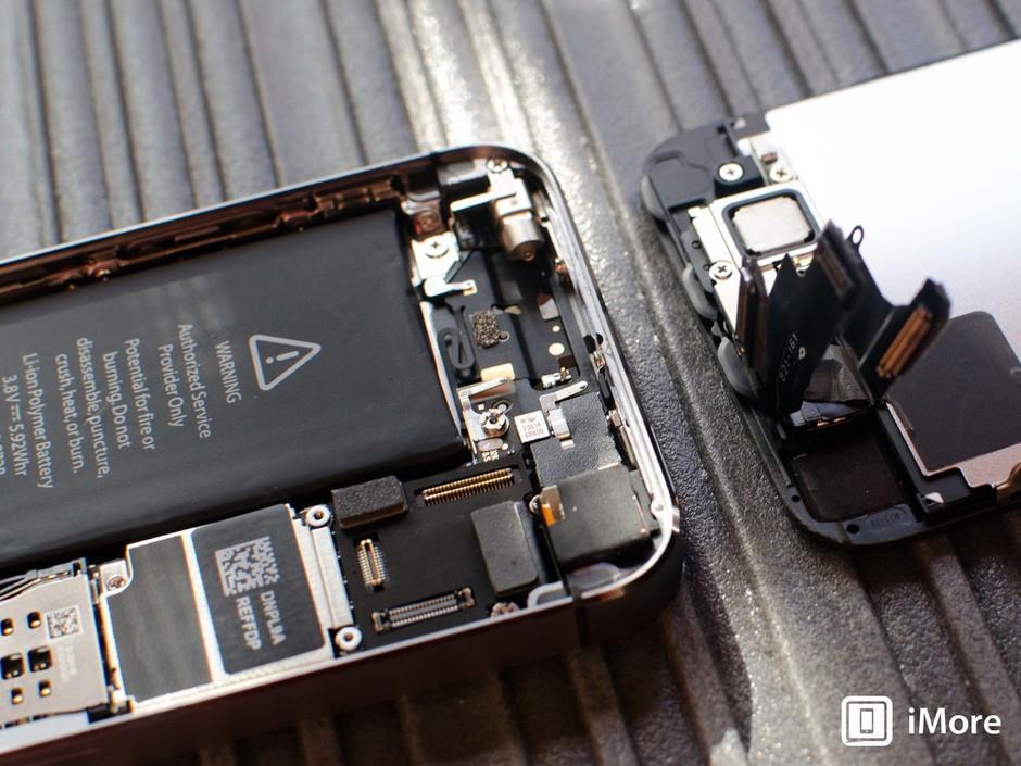 苹果屏幕接线图解