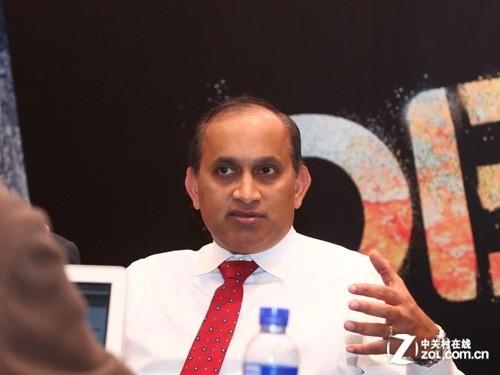 专访Sanjay:VMware大步走向移动办公