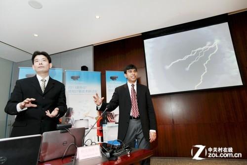 Intel发布内置3D摄像头引领感知计算发展