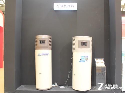 发力新能源 万和热水解决方案亮相CKIB 万和燃气热水器 家...