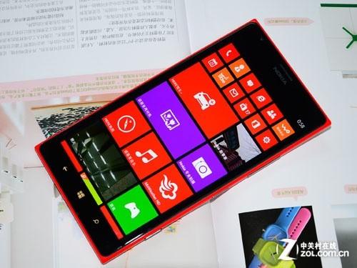 与iOS/安卓抢天下 诺基亚Lumia1520评测