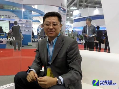 汉王柳军:触控市场未来将是手和笔共存