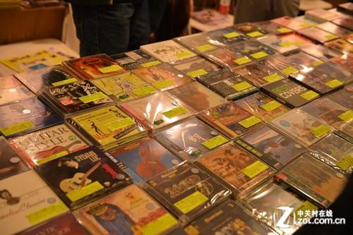 2013广州音响展 黑胶和唱片区域一览
