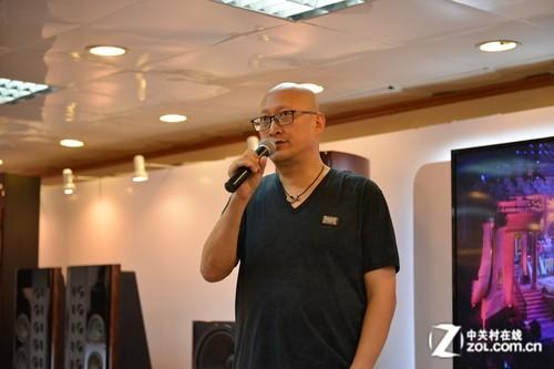 2013广州音响展 HiVi惠威现场教你打假