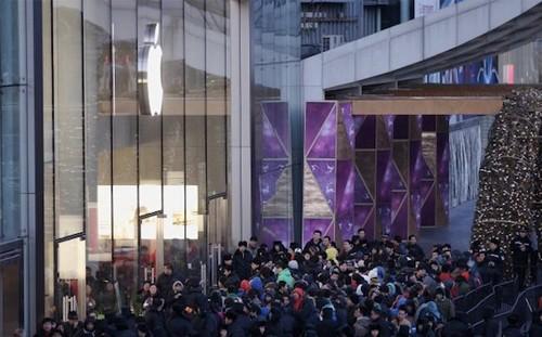 取代美国 中国成为最大消费电子市场