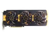 蓝宝石R9 290X 4G GDDR5 白金版 OC