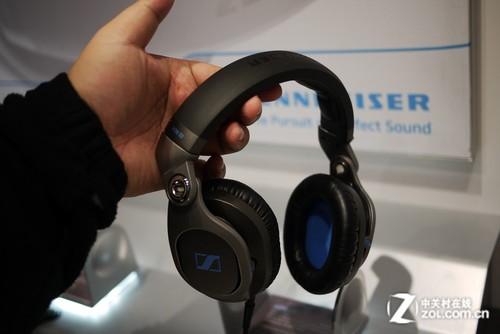 CES2014:森海塞尔推HD系列新款DJ耳机