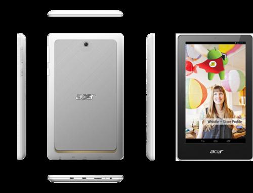宏碁Acer Tab 7震撼上市 599元京东火热发售