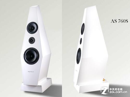 前卫造型设计 angel sound as700s音箱 原创