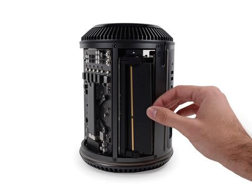 垃圾桶身世之谜 苹果新Mac Pro拆解评析