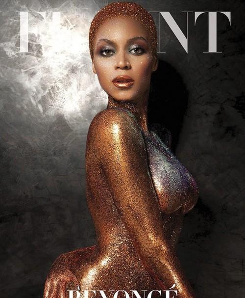 碧昂斯的地位真的无人能及,全裸闪亮体绘出镜,谁能比她更火辣性感?和Jay-Z的抢钱夫妻组合站在音乐组顶端,遥望时尚圈的贝式夫妇和电影圈的朱丽皮特组合。