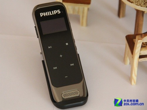超薄触控体验 简评飞利浦VTR6600录音笔
