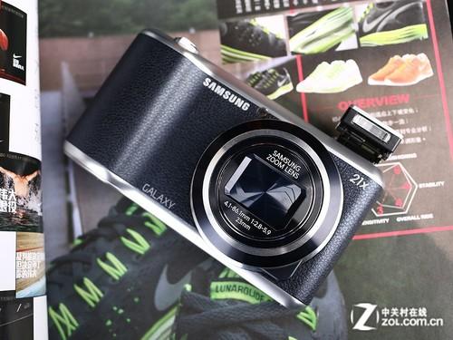 为分享而生 三星智能相机GC200评测