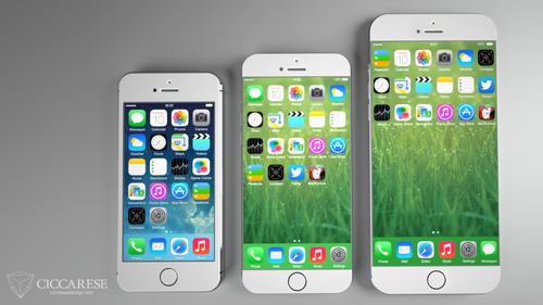 韩媒:iphone 6将采用无边框屏幕