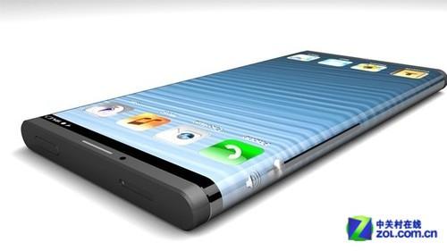 无边框iphone概念设计