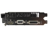 MSI微星N750Ti GAMING 2G局部细节图