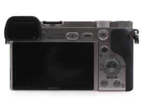 索尼ILCE-6000背面