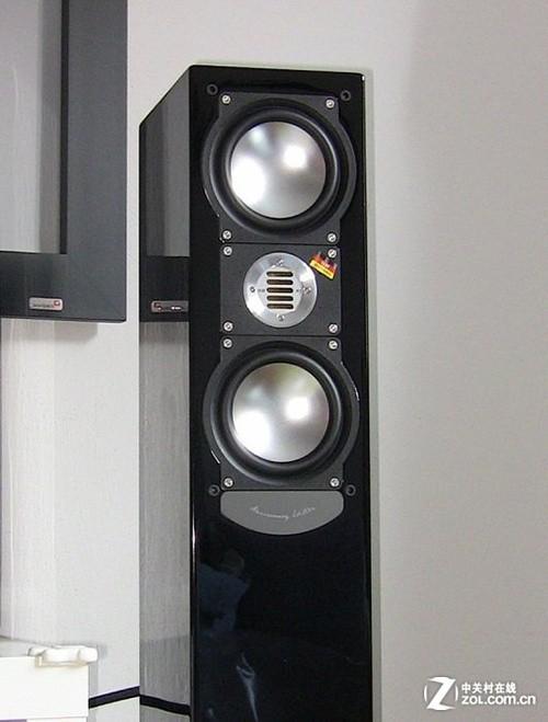 HiFi音质享受 Elac FS257新款落地喇叭