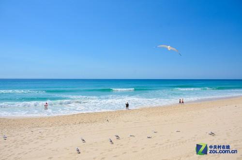 大c游世界 澳大利亚黄金海岸蓝绿海水