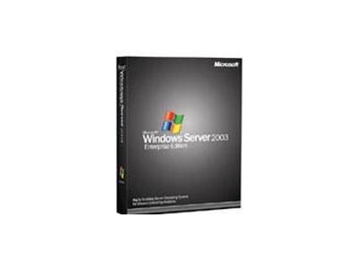 Microsoft Windows Server 2003 R2(英文标准版10用户)