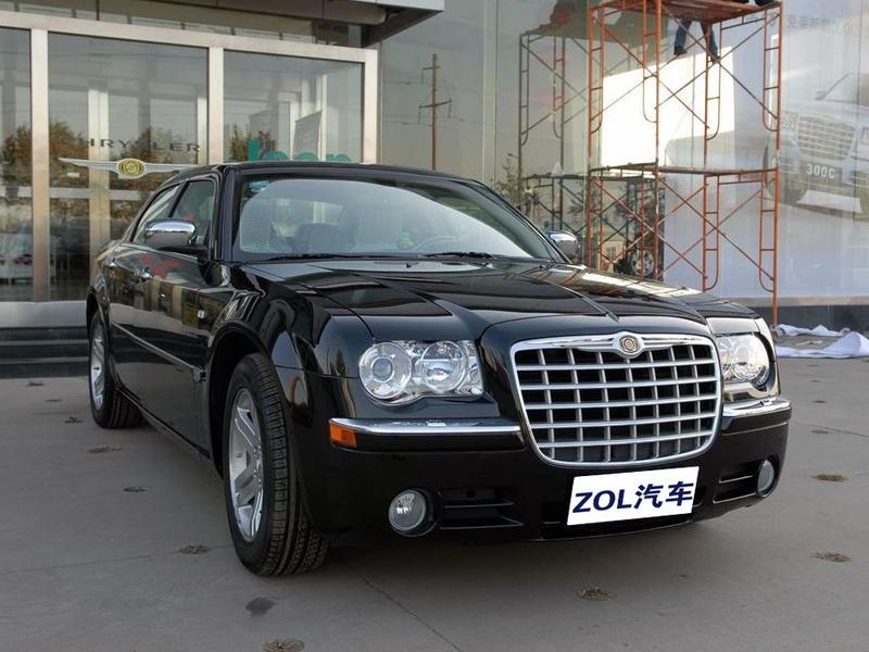 北京奔驰国产汽车北京奔驰克莱斯勒 300c 2.7l 豪华版图片> 高清图片