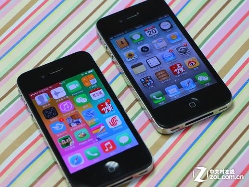 iphone4 ios6.1.3/iPhone4的iPhone6.1.3流畅性整体好于iPhone7.1...