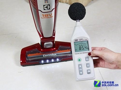 伊莱克斯吸尘器评测