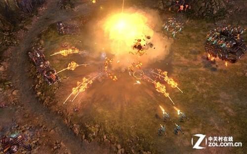 《命令与征服》系列主创曝光超炫RTS游戏