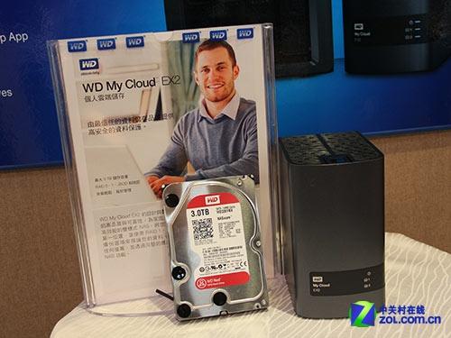 神级备份存储 西数发布雷电移动硬盘
