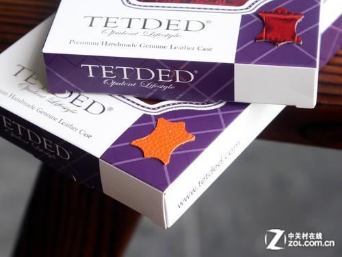 手工诠释高档 TETDED纯牛皮保护套评测