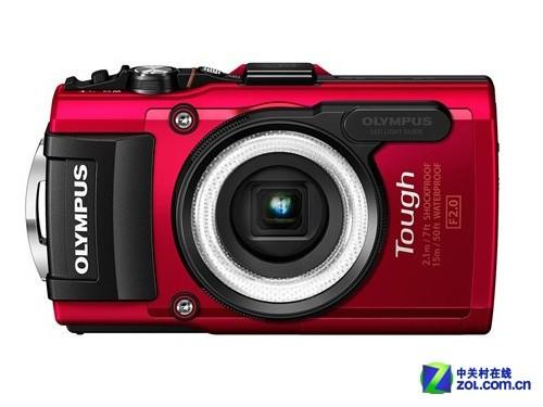 强悍三防相机 奥林巴斯发布新机型TG-3