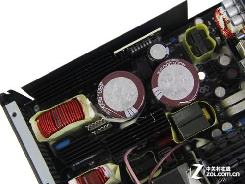 安钛克hcp1300w电源首测-中关村在线