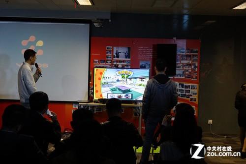 牵手阿里云 小霸王发布体感游戏机G20
