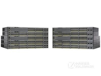 CISCO WS-C2960X-24TS-L 广东价格面议