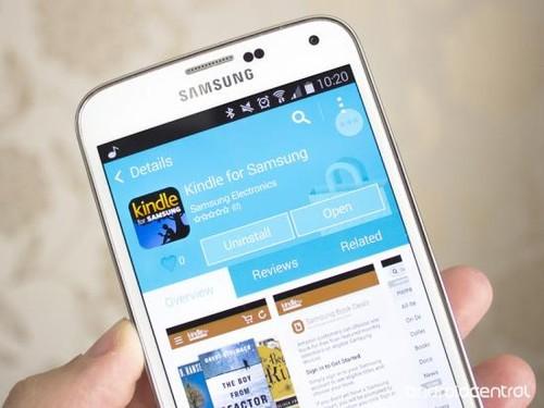 三星联合亚马逊为Galaxy设备开发App