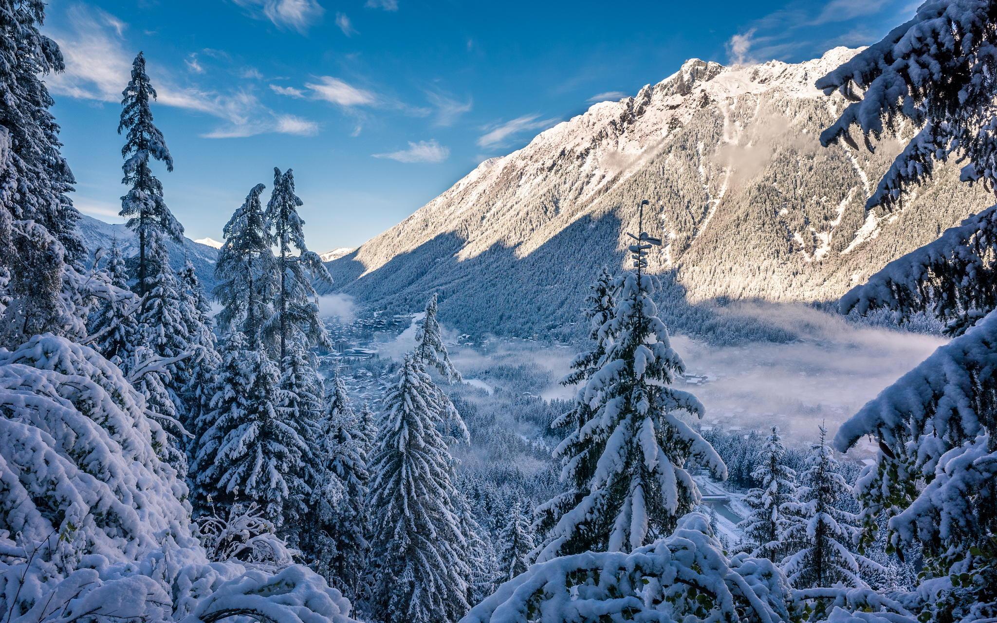 冰天雪地下的美景 国外摄影师的风景佳作